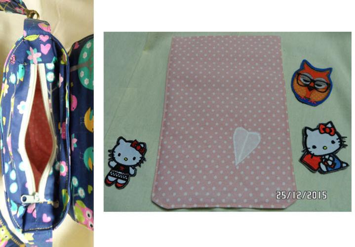 Makerist - Taschen für die kleine Mila - Nähprojekte - 3