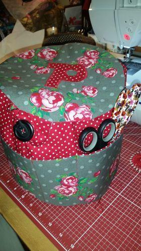 Makerist - Nähutensilo für meine Schwester - Nähprojekte - 1