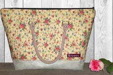 Makerist - Große Handtasche - 1