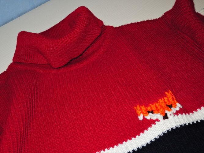 Makerist - Fuchs geht immer - Textilgestaltung - 2