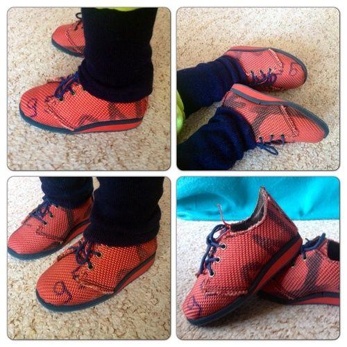 Makerist - Schuhe aus Feuerwehrschlauch  - Nähprojekte - 1