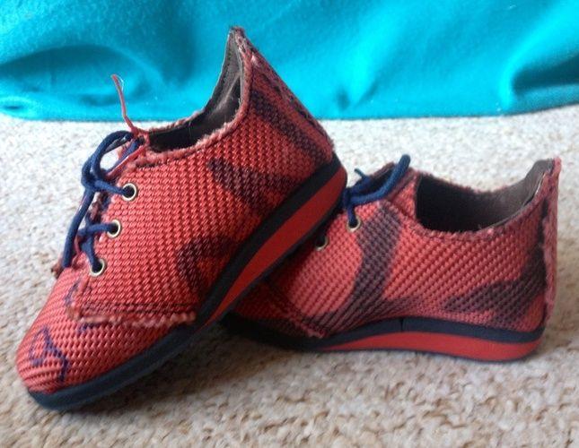 Makerist - Schuhe aus Feuerwehrschlauch  - Nähprojekte - 2