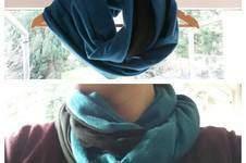 Makerist - Mein erster Loop-Schal - 1
