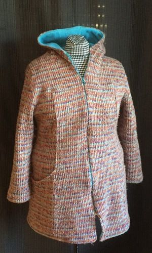 Makerist - Kuschelige Jacke für kalte Tage  - Nähprojekte - 1