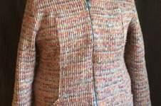 Makerist - Kuschelige Jacke für kalte Tage  - 1