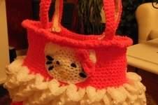 Makerist - Häkeltasche für eine kleine Prinzessin - 1