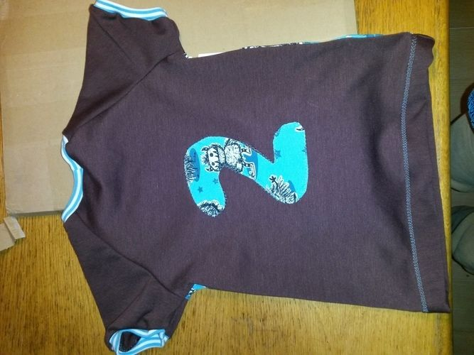 Makerist - Raglan Shirt zum 2. Geburtstag  - Nähprojekte - 2