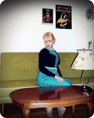 Schleifchen-Kleid