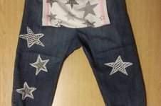 Makerist - Hosen , aus Jeans und Sweatstoff ,  - 1