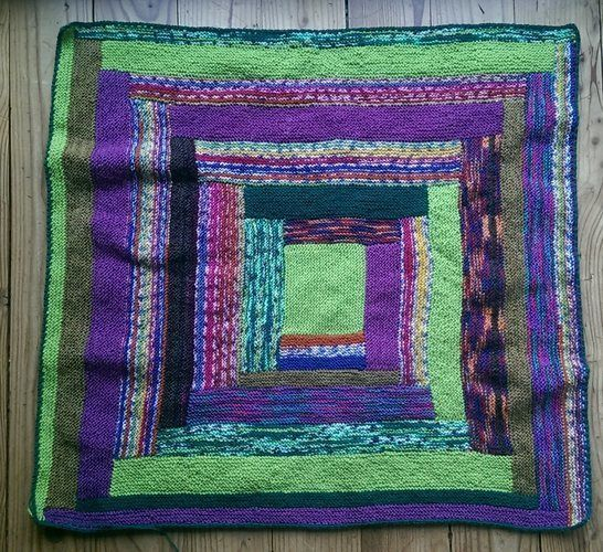 Makerist - Patchwork - Strickprojekte - 1