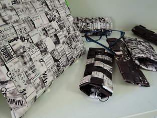 Makerist - Taschen aus Papier  -  Die Schönheit von Quittungen - 1