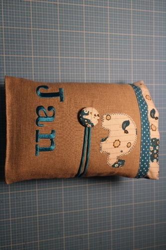 Makerist - Wickelutensilo für meine Freundin Bianca - Nähprojekte - 1