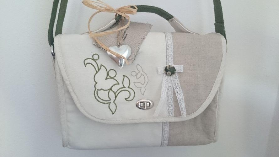 Makerist - Kelly Bag für meine Mama - Nähprojekte - 1