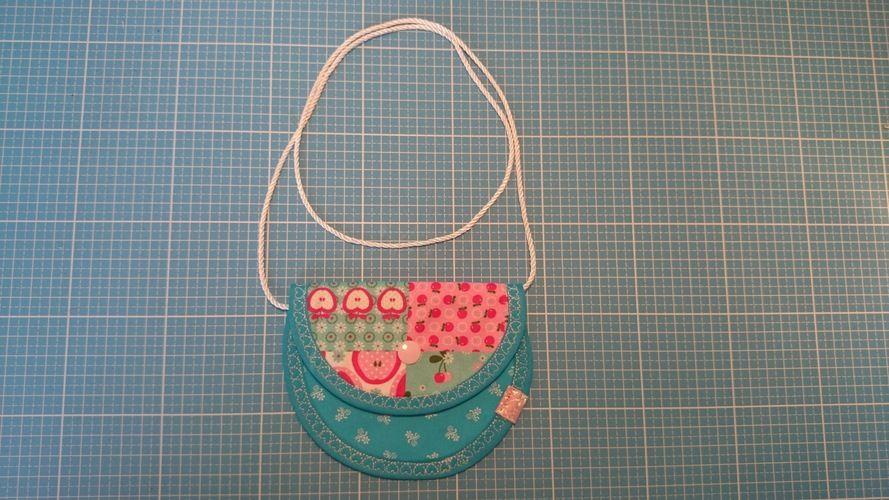 Makerist - Täschchen für eine kleine Dame - Nähprojekte - 1