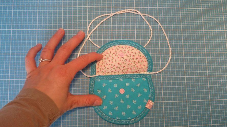 Makerist - Täschchen für eine kleine Dame - Nähprojekte - 2