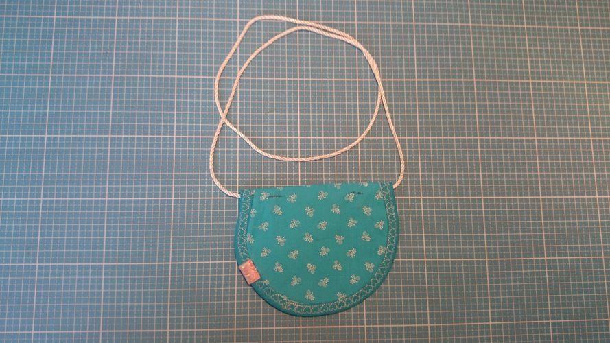 Makerist - Täschchen für eine kleine Dame - Nähprojekte - 3