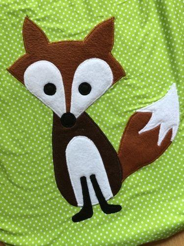 Makerist - Fuchs zum Wärmen - Nähprojekte - 2