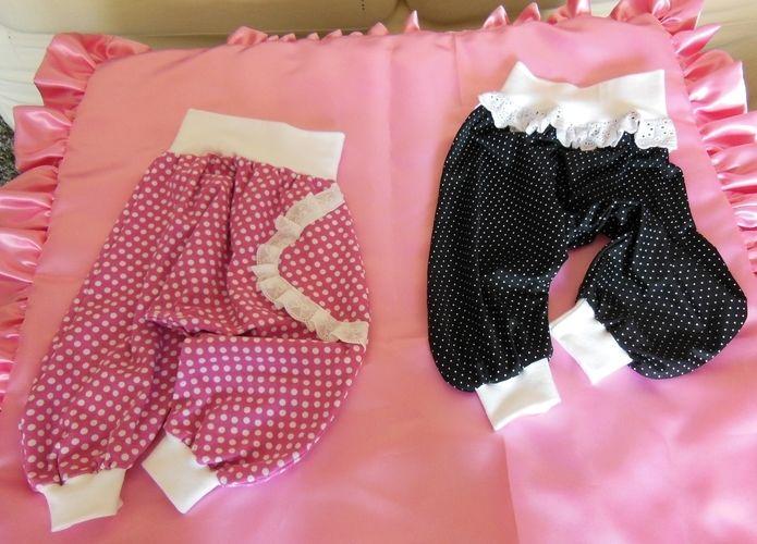 Makerist - Baby pumphose - Nähprojekte - 1