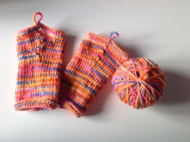 Makerist - MITAINES BILLES - Créations de tricot - 1