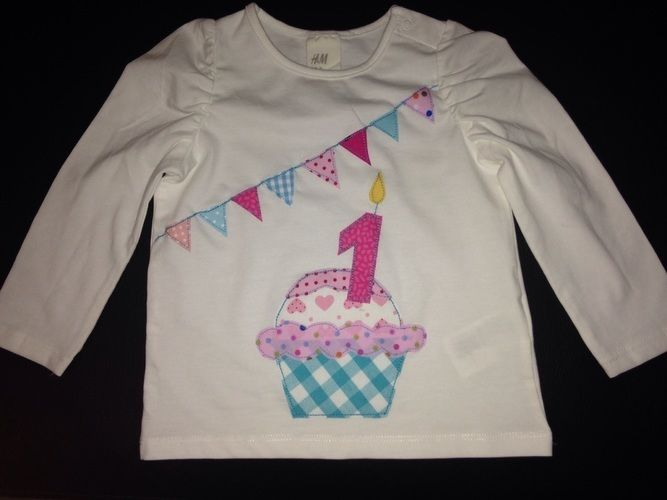Makerist - Geburtstags T-Shirts für Kinder  - Nähprojekte - 1