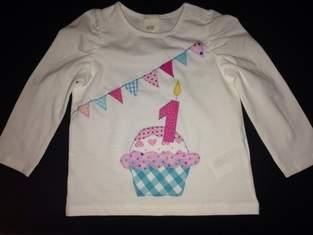 Makerist - Geburtstags T-Shirts für Kinder  - 1
