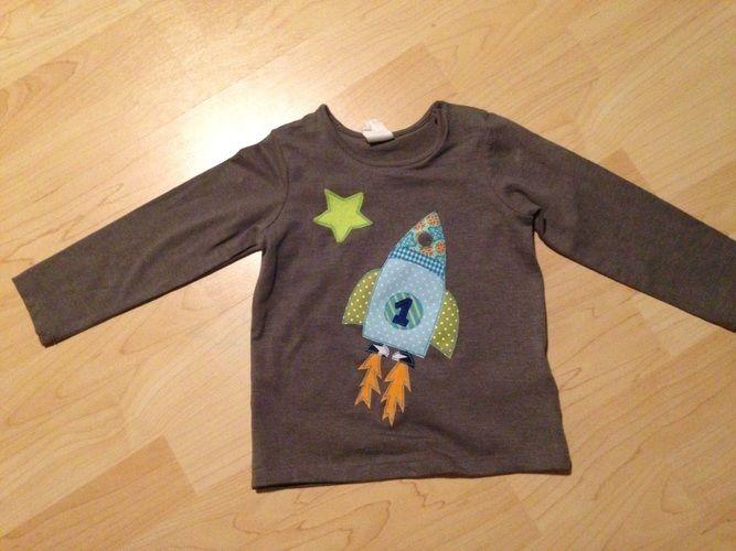 Makerist - Geburtstags T-Shirts für Kinder  - Nähprojekte - 3