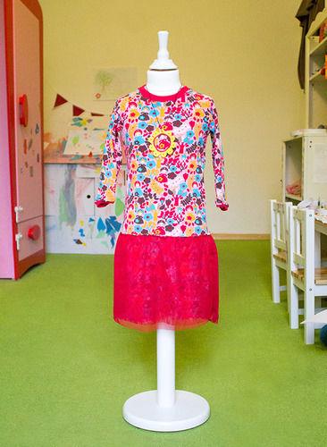 Makerist - Herbst-Kleidchen mit Tüllrock - Nähprojekte - 1