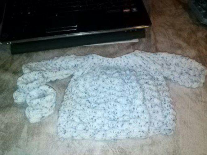 Makerist - brassiere - Créations de tricot - 1