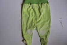 Makerist - Strampelhose in Frühlingsgrün - 1