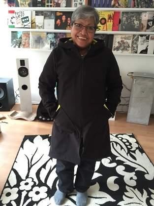 Neue Jacke für meine weibliche Elterneinheit