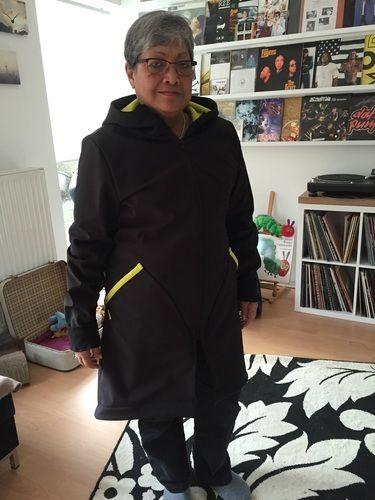 Makerist - Neue Jacke für meine weibliche Elterneinheit  - Nähprojekte - 3