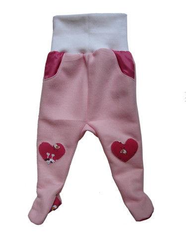 Makerist - zu warmer Winterfleece für Babys - Nähprojekte - 1