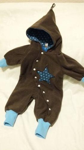 Makerist - Baby warm eingepackt... - Nähprojekte - 1