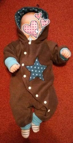 Makerist - Baby warm eingepackt... - Nähprojekte - 2