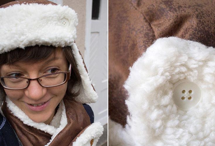 Makerist - Meine kuschlige Wintermütze - Nähprojekte - 1