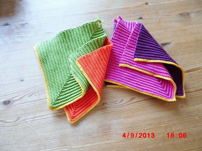 Makerist - Topflappen - Häkelprojekte - 1