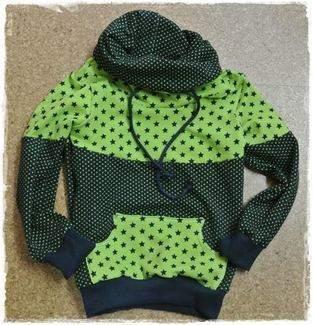 Makerist - Sweatshirt für unseren jüngsten Enkel - 1