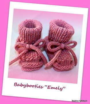 Makerist - Babybooties - 1