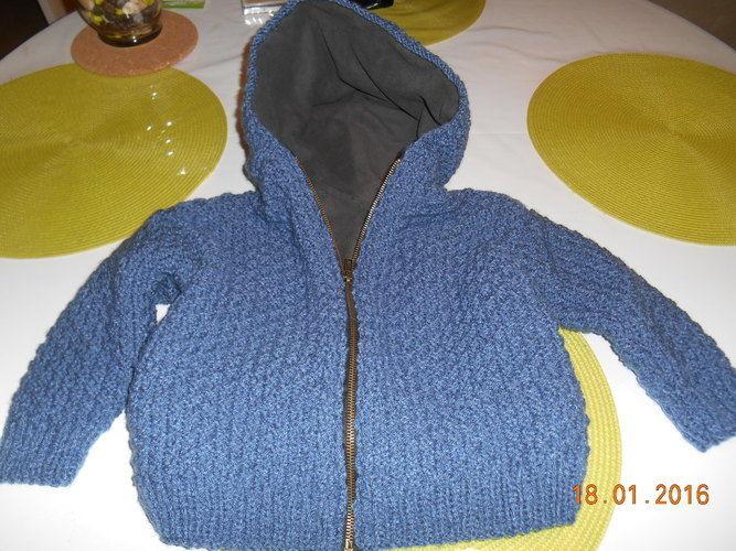 Makerist - blouson - Créations de tricot - 1