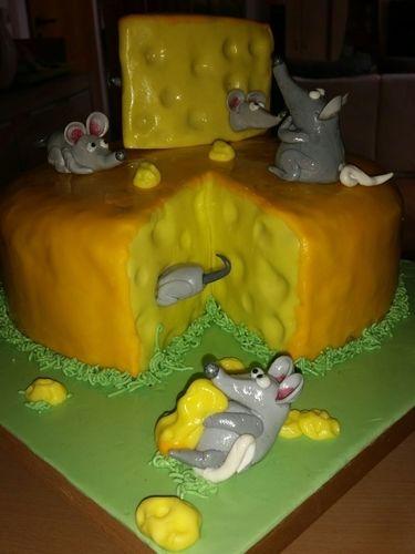 Makerist - Käsekuchen mal anders - Torten, Cake Pops und Cupcakes - 1