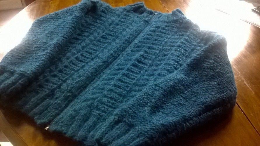 Makerist - Gilet homme - Créations de tricot - 1