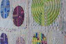 Makerist - Bubbles-Quilt immer noch nicht ganz fertig :( - 1