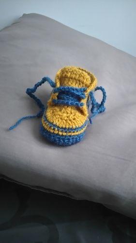 Makerist - Petites baskets  - Créations de crochet - 1