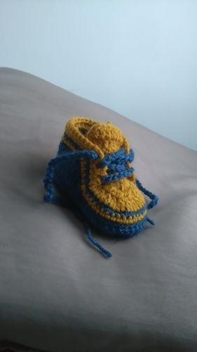 Makerist - Petites baskets  - Créations de crochet - 2