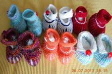 Makerist - Babyschuhparade  - 1