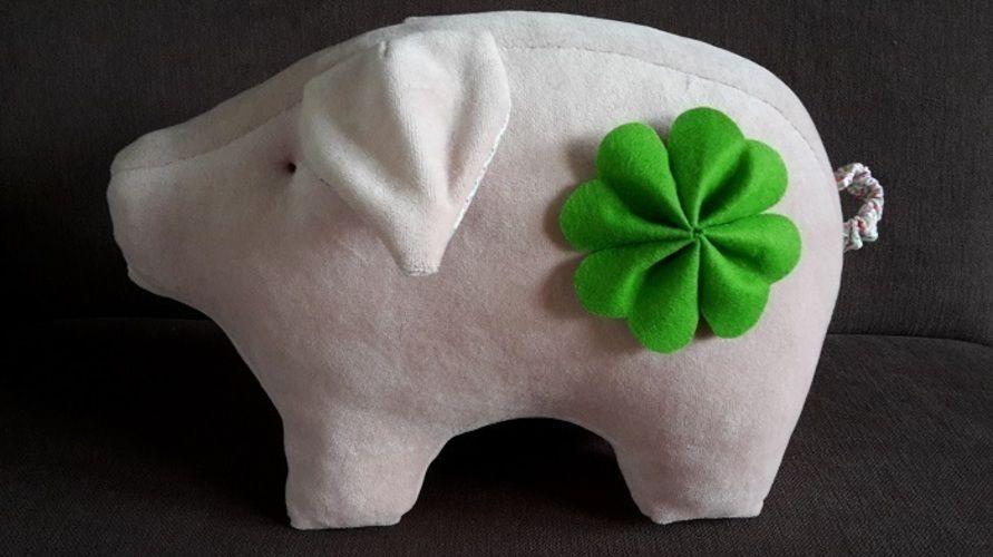 Makerist - Glücksschwein - Nähprojekte - 1