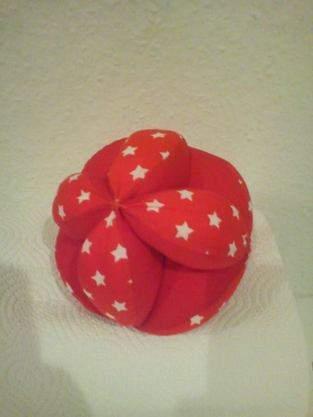Makerist - Greifball für babys - 1