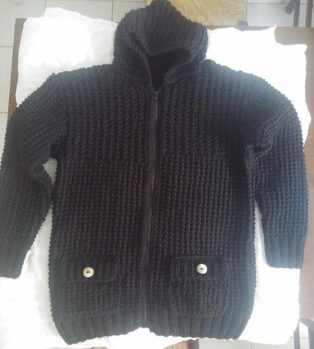 Makerist - Veste homme - Créations de tricot - 1