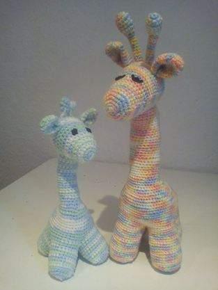 Makerist - giraffenmama mit baby - 1