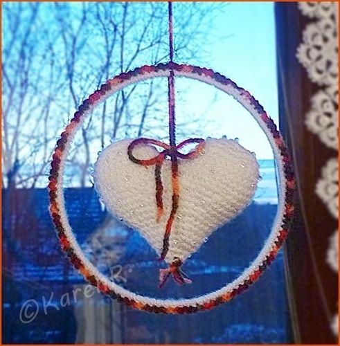 Makerist - Ein Herzl für mein Herzl - Häkelprojekte - 1
